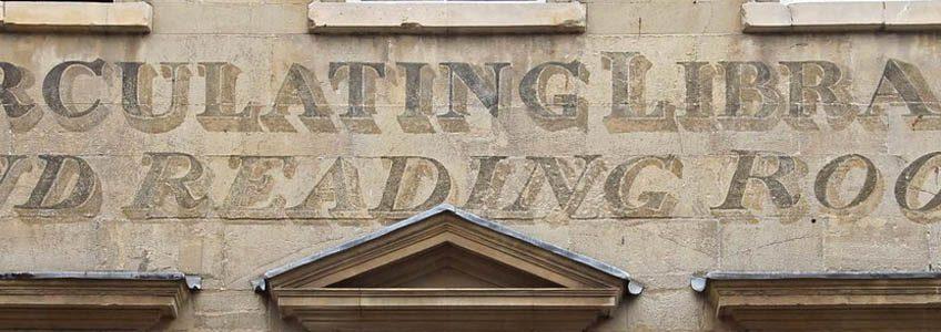 Bath Ghost Signs