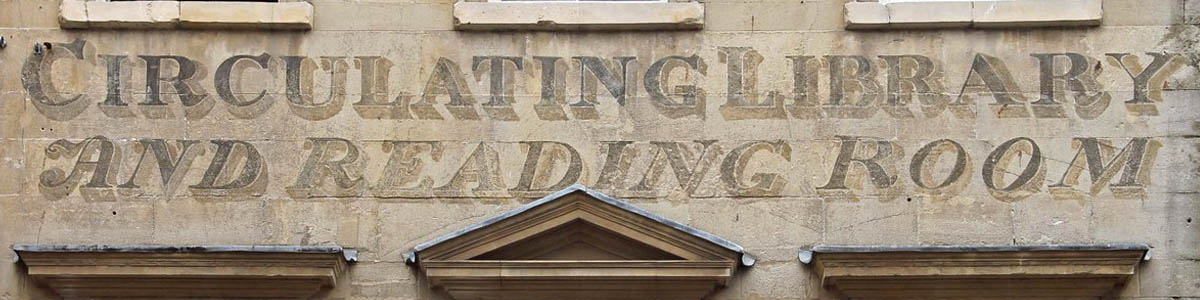 Bath Ghost Signs
