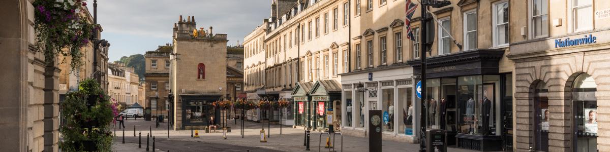 Milsom Street - Bath